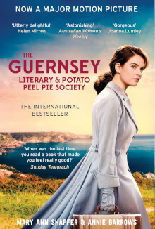 The Guernsey Literary and Potato Peel Pie Society netflix