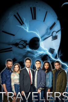 Travelers best sci fy netflix tv series