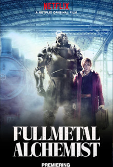 Fullmetal Alchemist noteworthy netflix movies