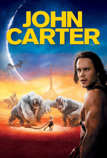 John Carter noteworthy fantasy movies