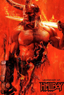 Hellboy noteworthy netflix movies