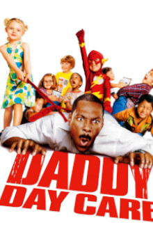 daddy day watch with family