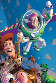 toy story family movies best