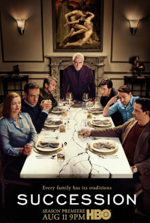 Succession hbo best tv shows