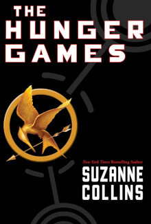 hunger games fantasy books