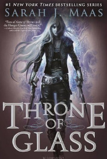 throne glass fantasy books for teens