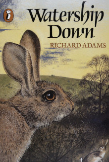watership down fantasy book covers