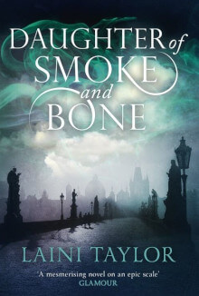 daughter smoke and bone fantasy books