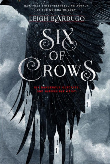 six crows fantasy books for teens