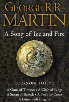 song ice fire fantasy books