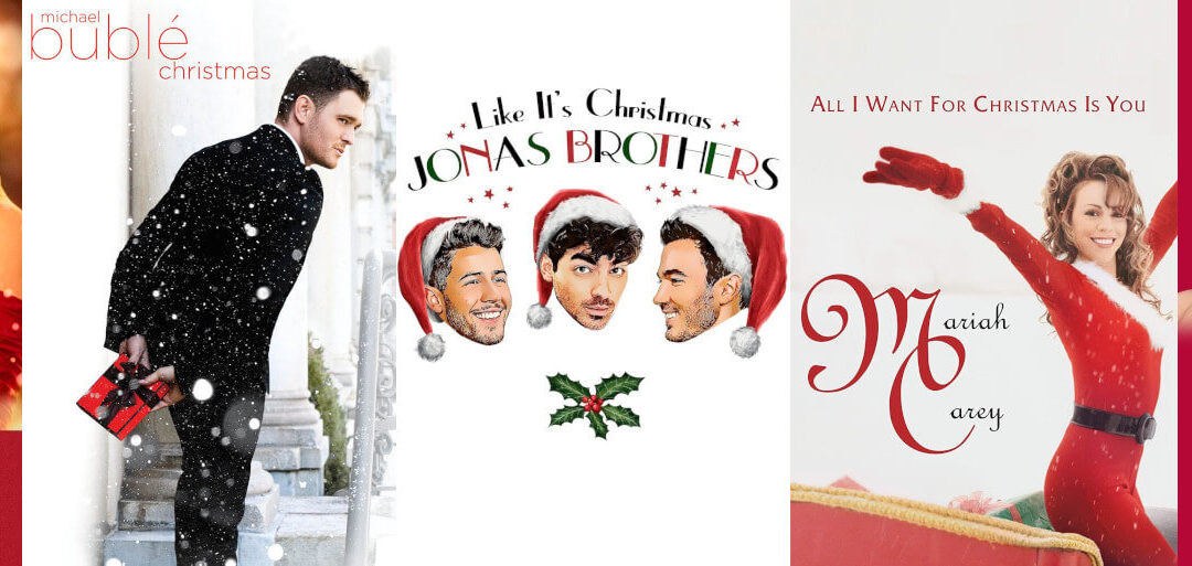 10 Top Songs for Your Christmas Playlist to Get You in Holiday Spirit