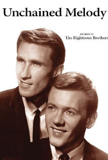 unchained righteous brothers love songs 80s