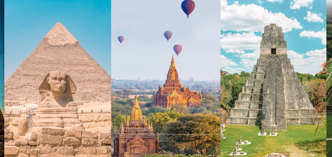 Historical Places Around the World That Are Worth Visiting