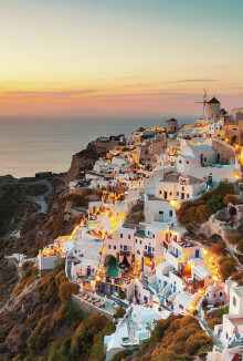 santorini greece travel bucket list
