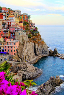 cinque italy bucket list travel