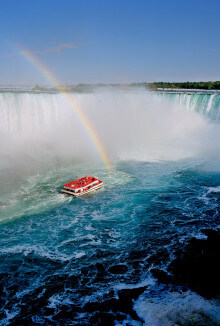 niagara falls canada travel bucket list