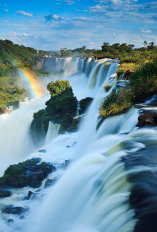 iguazu falls argentina bucket list travels