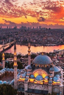 istanbul cities in europe