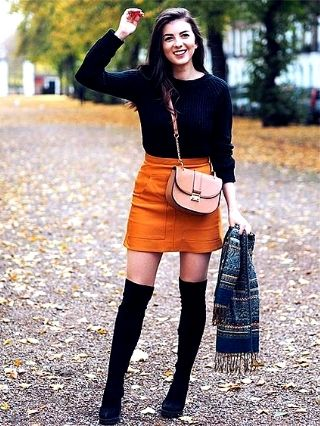 Knee High Boots - Fashion Trends
