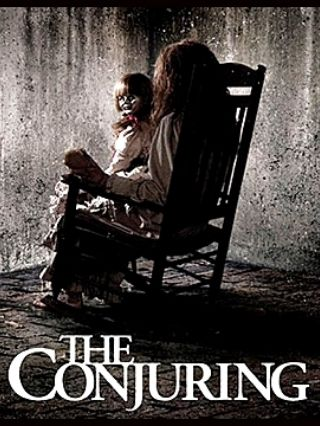 Conjouring - Scariest Movies