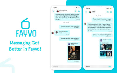 Sharing Made Easier with Fayvo's New Feature!
